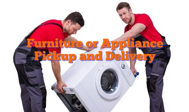 Two Moving Men Delivering Washing Machine w Text 370 x 220